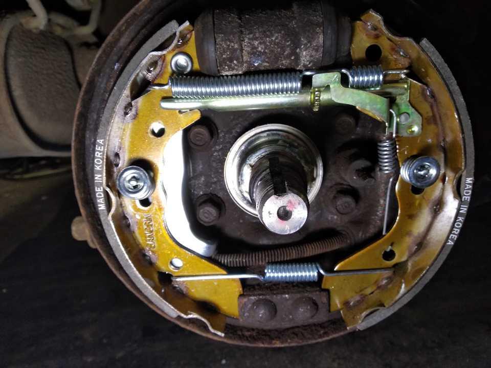 Замена тормозных колодок nissan (ниссан), фото, замена передних и задних колодок