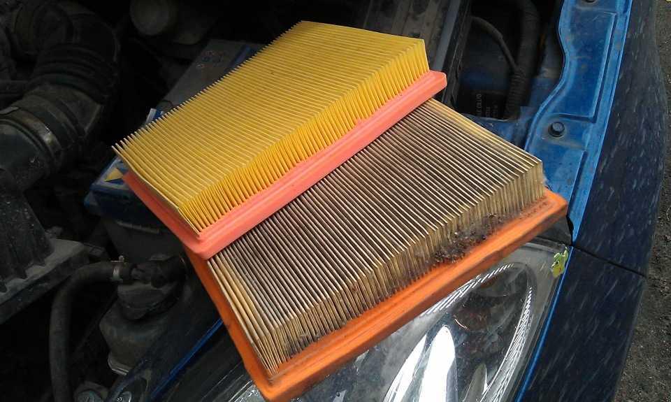 Изготовление воздушного фильтра скутера своими руками