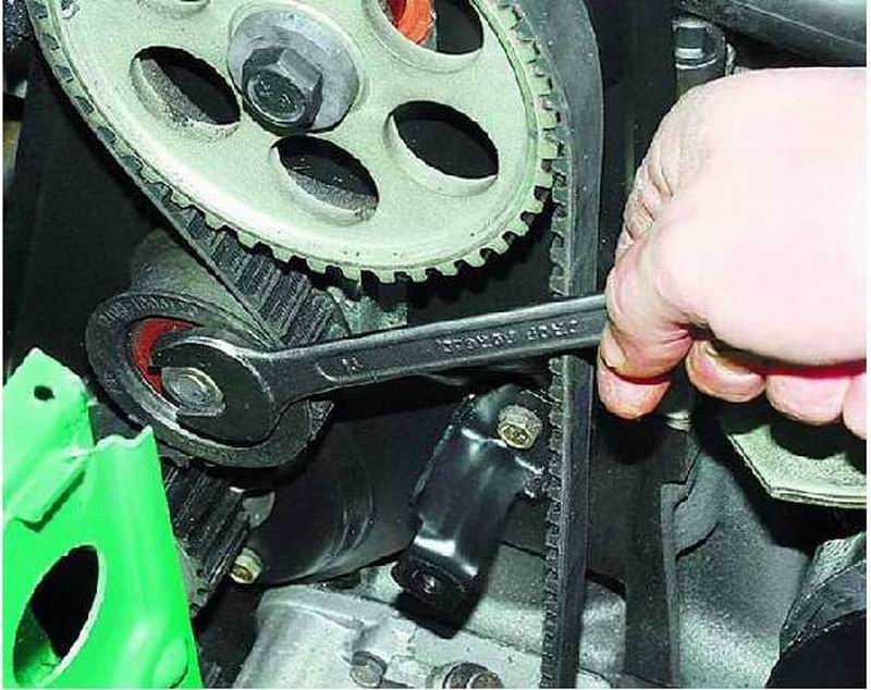 Как работает гидронатяжитель ремня грм? - ремонт авто своими руками - тонкости и подводные камни