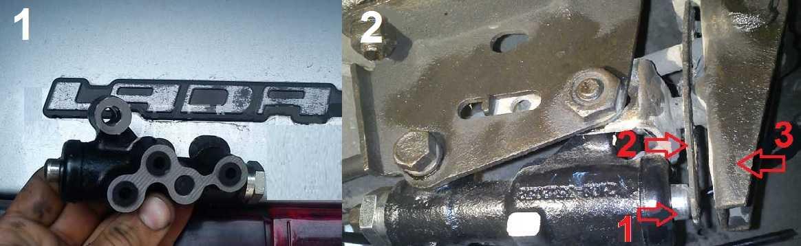 Регулировка датчика педали тормоза калина - ремонт авто