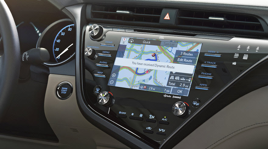 Автомобильная навигационная система - automotive navigation system - xcv.wiki