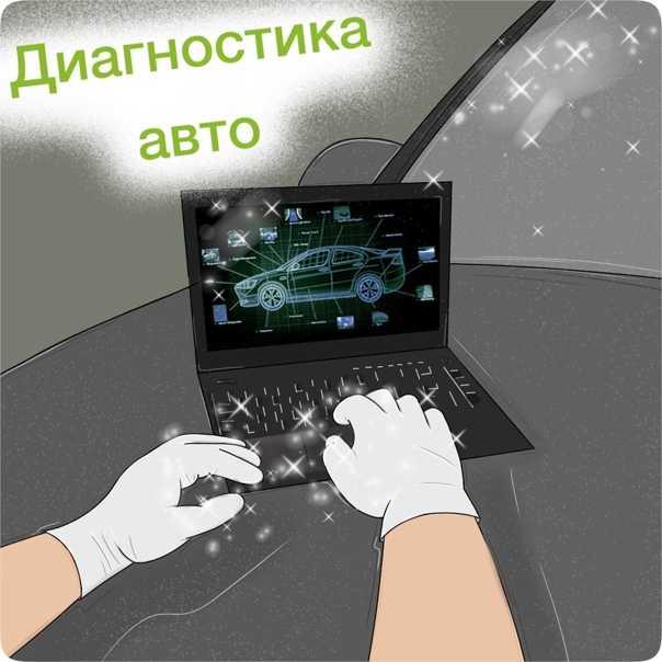 Как самостоятельно провести диагностику автомобиля   auto noob