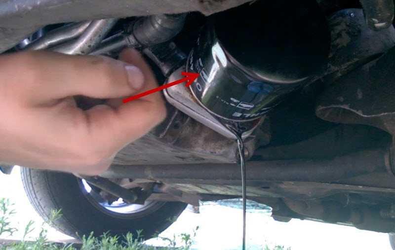 Процедура замены масла и масляного фильтра в дизельном двигателе audi а6 с4 в картинках