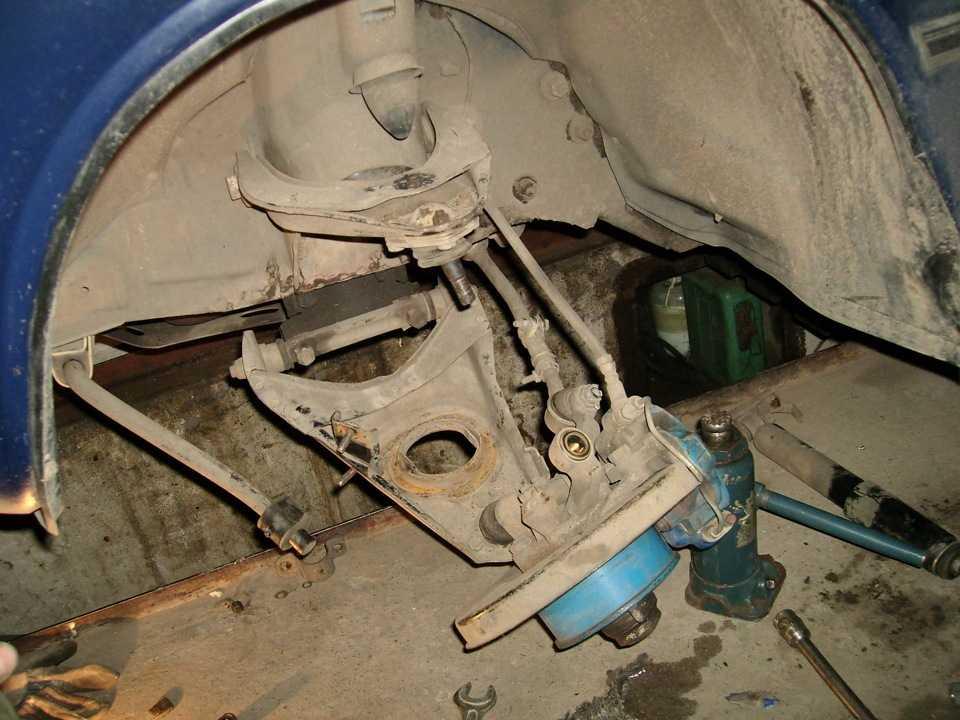 Замена задних пружин на автомобилях ваз-2101, ваз-2104, ваз-2105, ваз-2106, ваз-2107, классика - задние пружины ваз 2101, замена своими руками задних пружин, как поменять задние пружины на автомобиле
