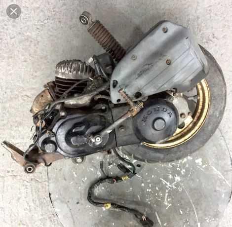 Как определить год выпуска скутеров honda - скутеры обслуживание и ремонт