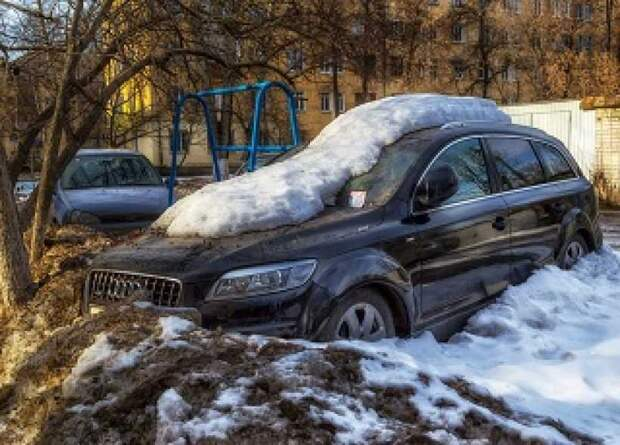 Подготовка машины к зиме. все что надо знать