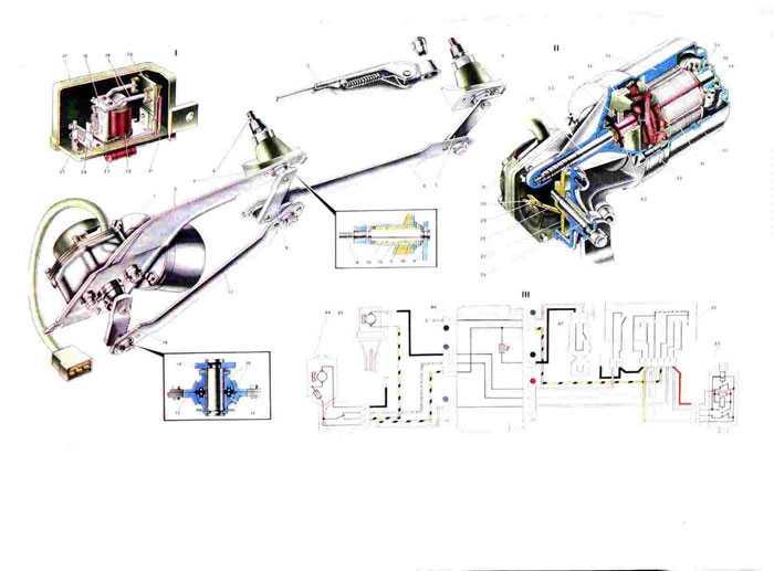 Схема подключения мотора стеклоочистителя. стеклоочиститель, омыватель, «дворники» — устройство, характеристика, схема работы. к неисправностям стеклоочистителя относятся