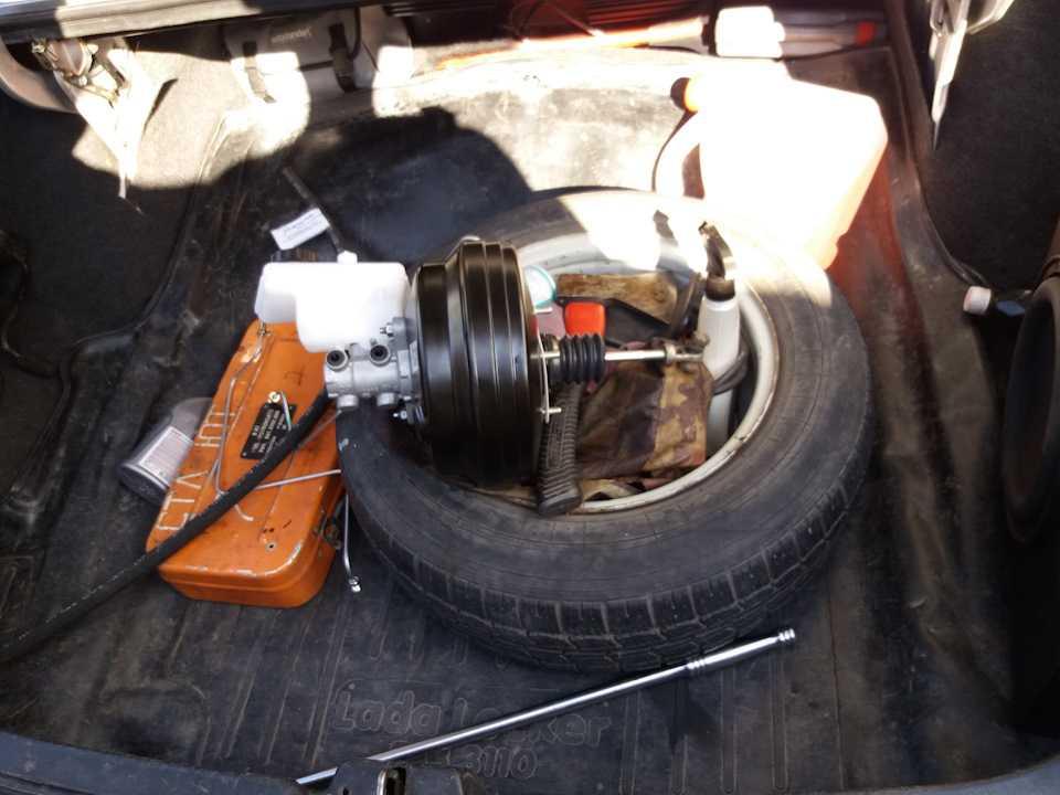 Что делать если педаль тормоза стала мягкой или тугой