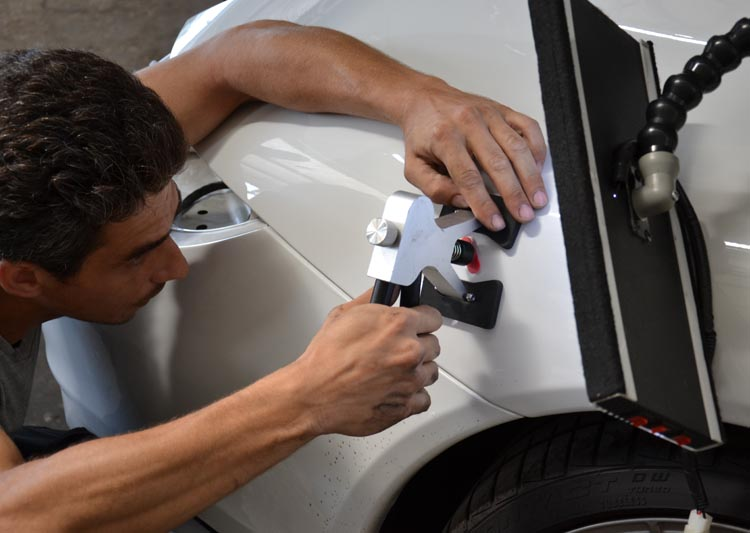 Кузовной ремонт своими руками: необходимый инструмент, локальное восстановление кузова авто, стапельные работы