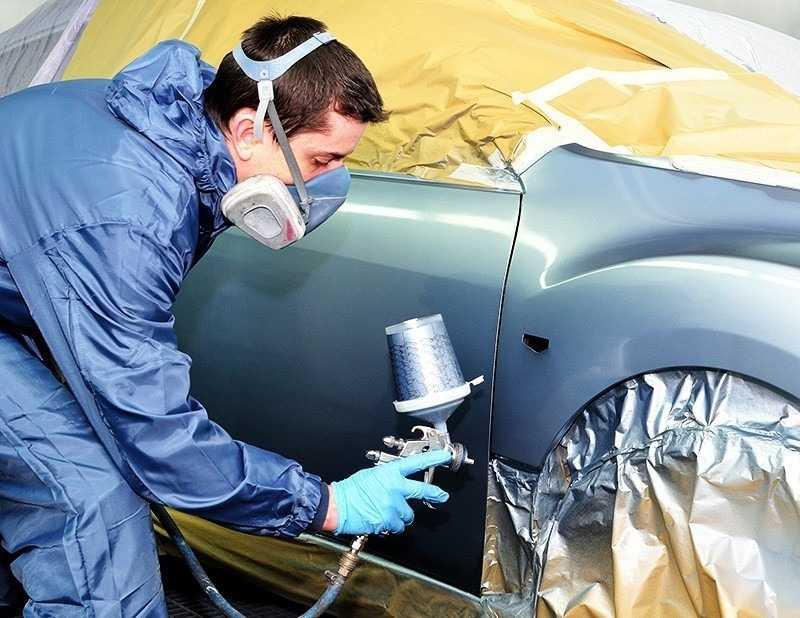 Ремонт кузова автомобиля своими руками ржавчина дыры