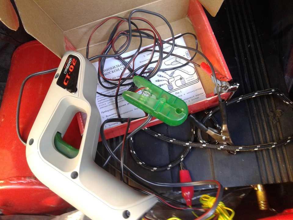 Самодельный стробоскоп для установки зажигания - авто журнал
