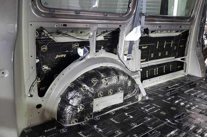 Оценка шумности автомобиля и стратегия предстоящих работ по вибро и звукоизоляции