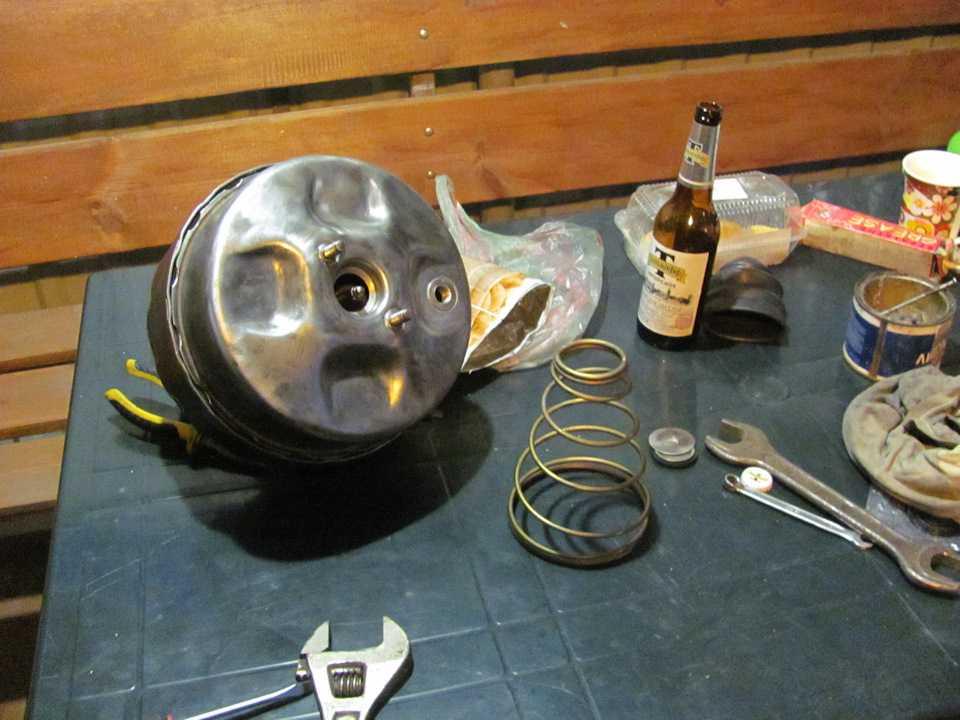 Регулировка вакуумного усилителя тормозов уаз буханка - ремонт авто - от простого своими руками, до контроля работы сто