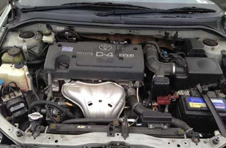 Как установить подогреватель двигателя на тойота авенсис