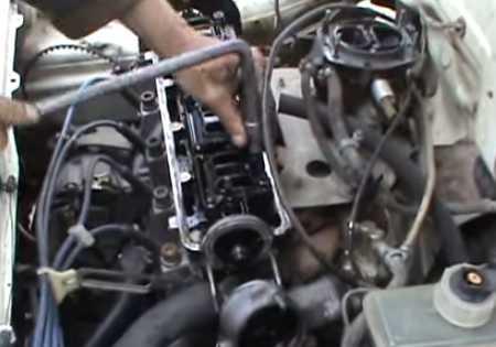 Запуск инжекторного двигателя автомобилей ваз 2108, 2109, 21099 в мороз