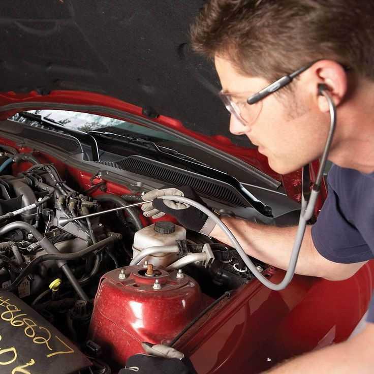 Посторонние звуки после запуска холодного двигателя: причины и их устранение |