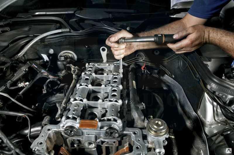 Сборка узлов, агрегатов и автомобиля