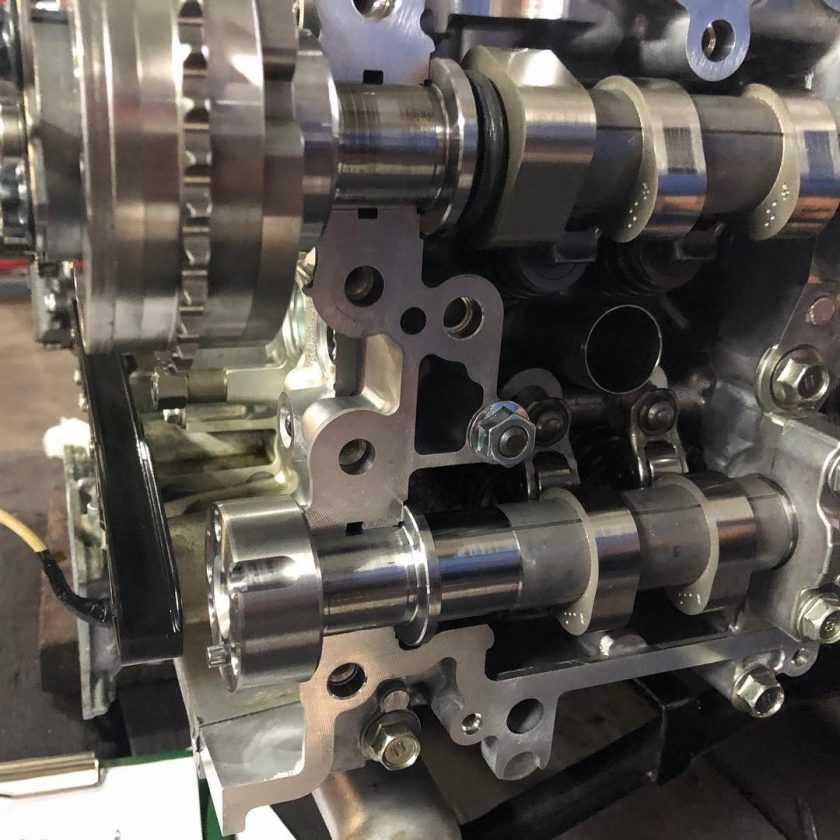 Ремонт газораспределительного механизма двигателя