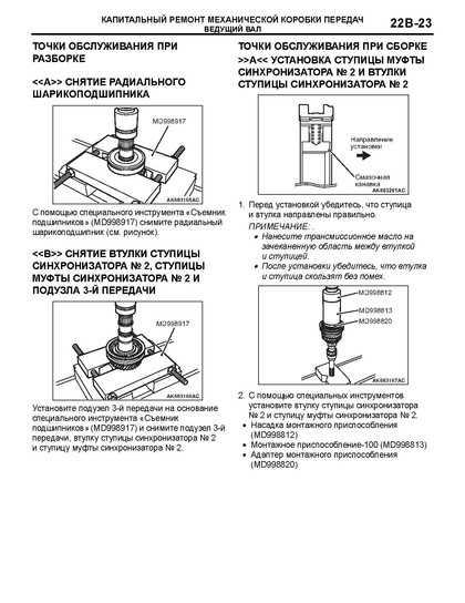 Ремонт зубчатых передач