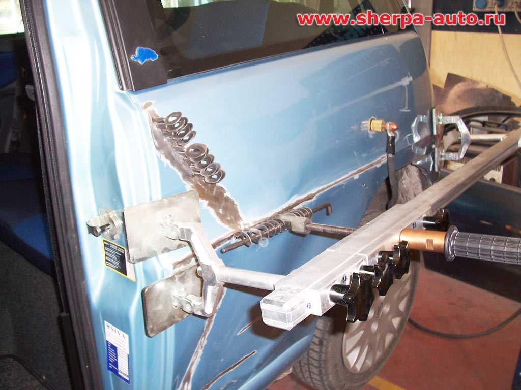 Кузовной ремонт своими руками от а до я: советы как просто и аккуратно восстановить кузов современного авто (120 фото)