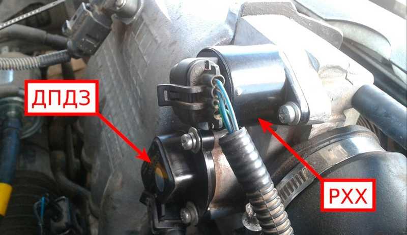 Двигатель глохнет при нажатии на педаль газа – основные причины