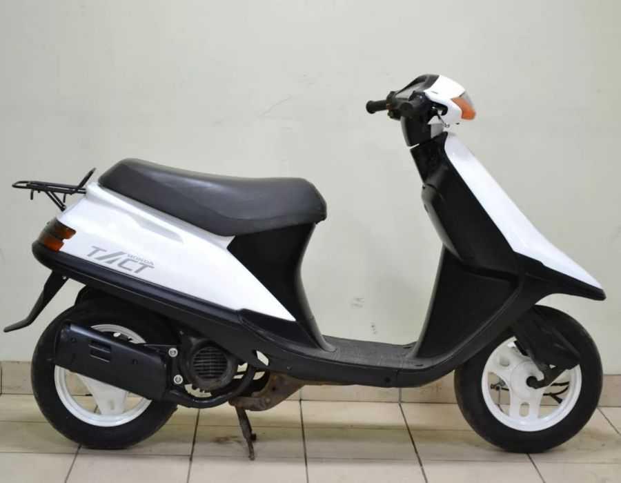 Тюнинг скутера хонда такт, дио с двигателем af24e