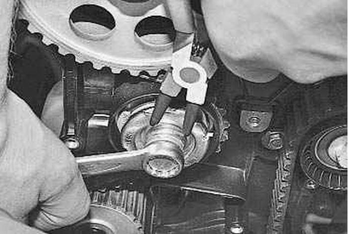 Как проверить натяжку ремня генератора? - ремонт авто своими руками - тонкости и подводные камни