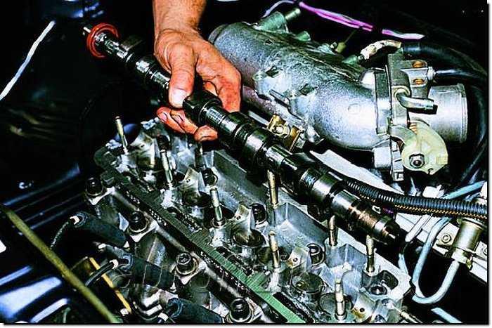 Руководство по ремонту двигателя своими руками