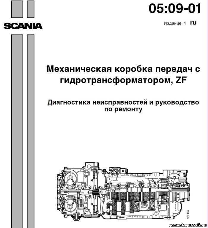 Ремонт коробки переключения передач (кпп)