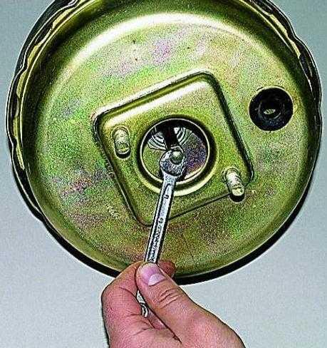 Ремонт вакуумного усилителя газели своими руками
