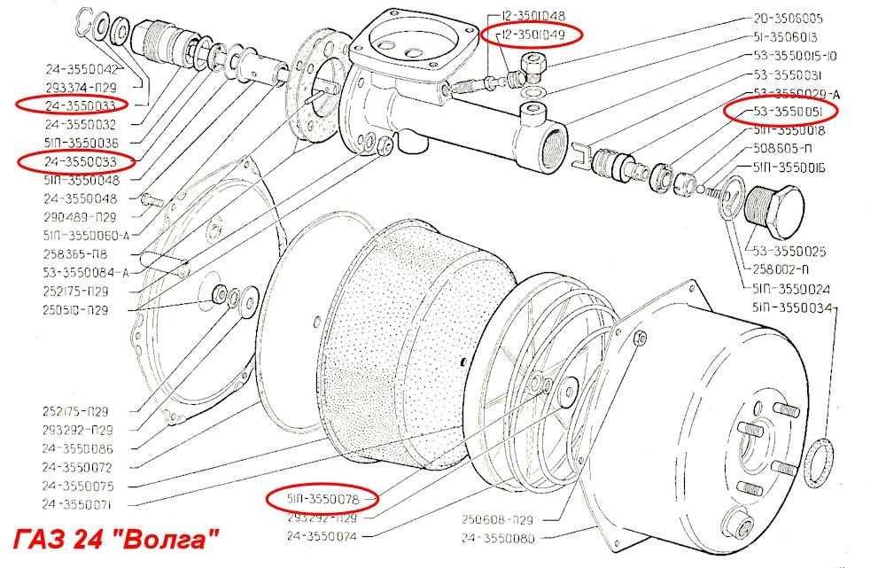 Регулировка вакуумного усилителя тормозов уаз буханка