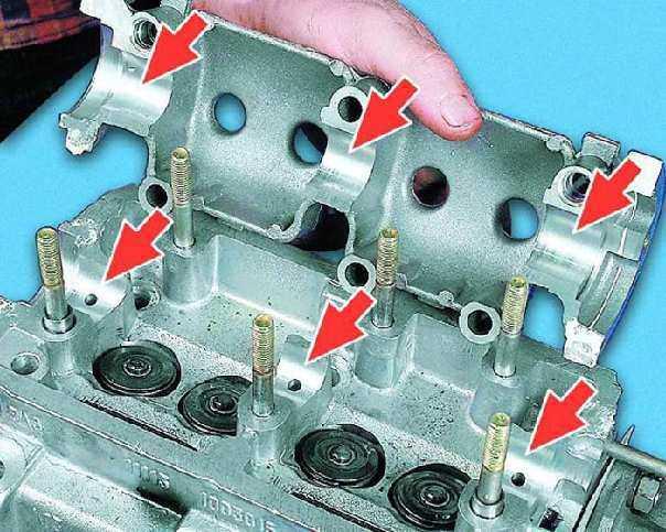 Трещина в гбц — признаки, методы поиска и ремонта трещин головки блока цилиндров | savemotor.ru
