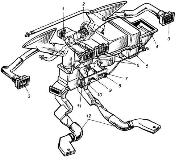 Инструкционно-технологическая карта «разборка-сборка водяного насоса системы охлаждения двигателя камаз-740»