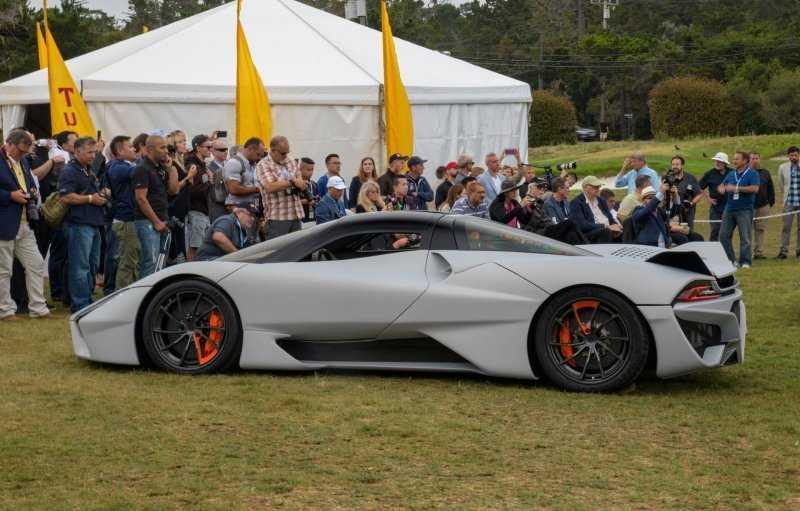 Самые быстрые машины в мире 2021 года (с ценами)