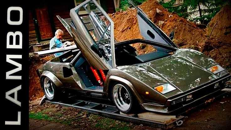 Топ-5 крутых самодельных авто