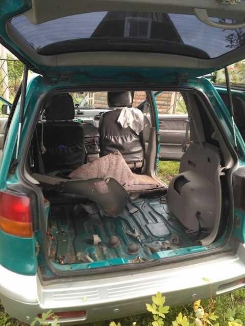 Ремонт mitsubishi space wagon своими руками. чиним и ремонтируем