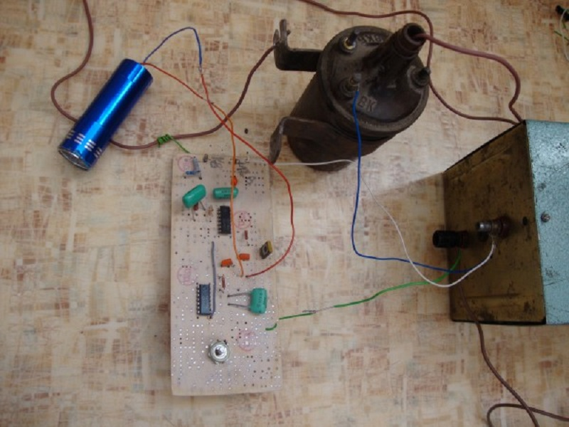 Схема и изготовление своими руками стробоскопа для установки зажигания (уоз)