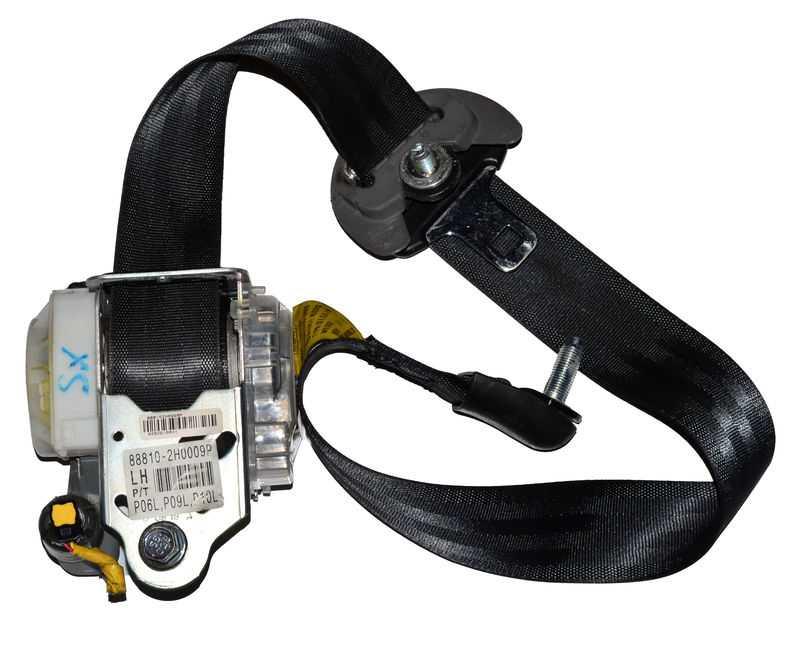 Ремни безопасности, конструкция, крепление, устройство