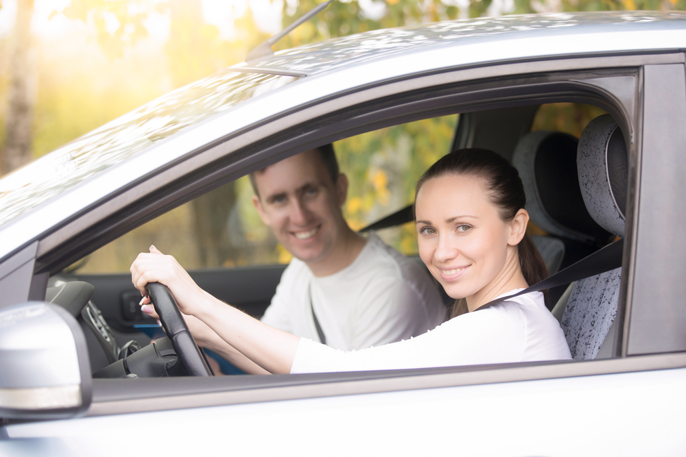 Как научиться водить машину с нуля