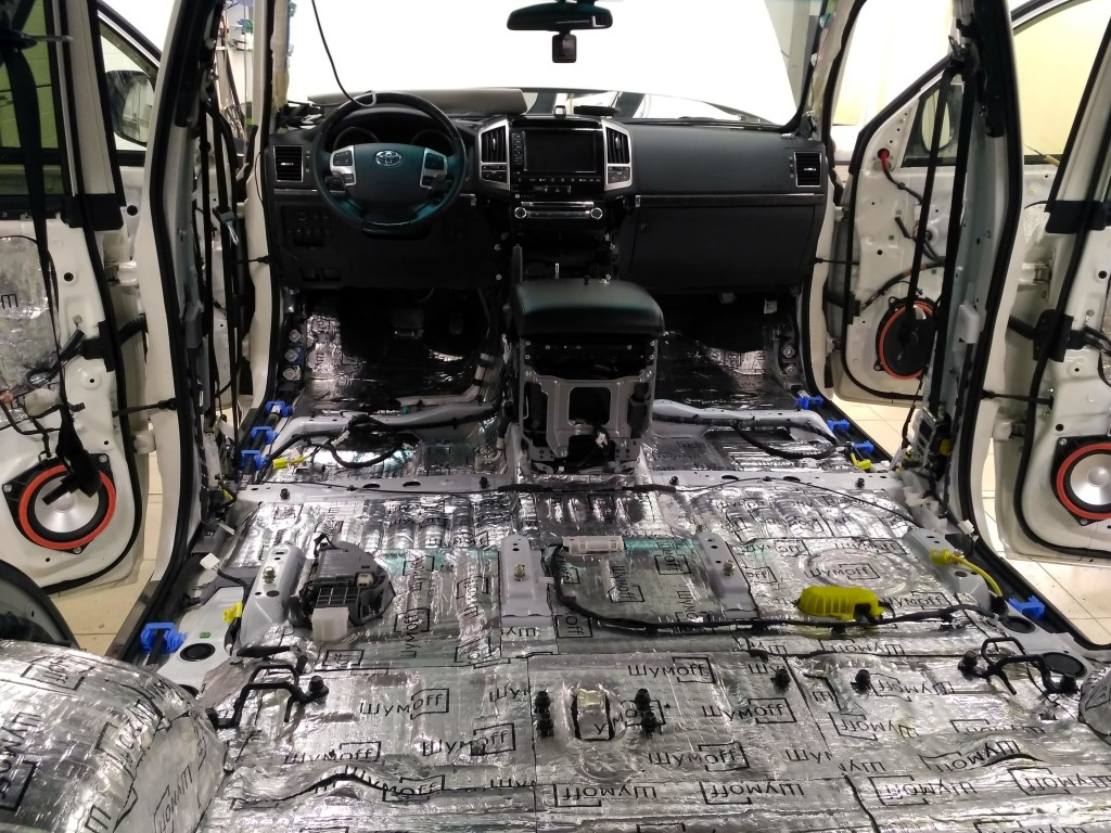 Кревега василий васильевич - повышение виброакустического комфорта в автомобиле