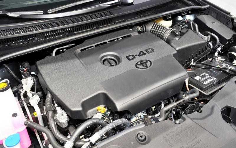 Toyota avensis 2 - проблемы и неисправности