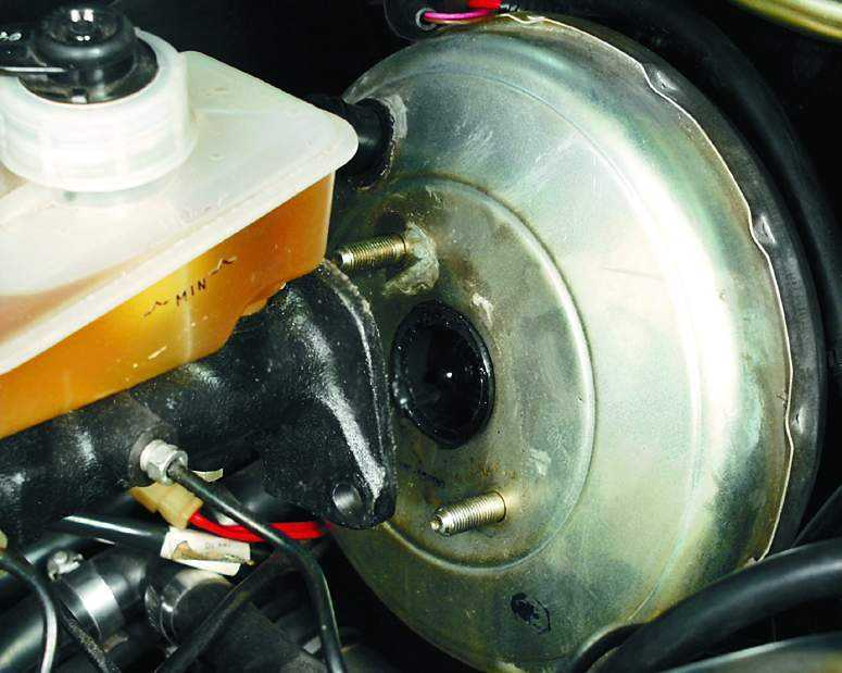 Работа и устройство тормозной системы автомобиля