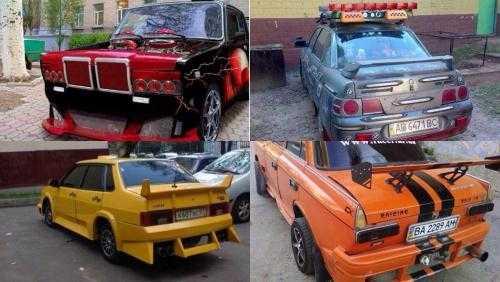 Какие автомобили лучше всего подходят для тюнинга