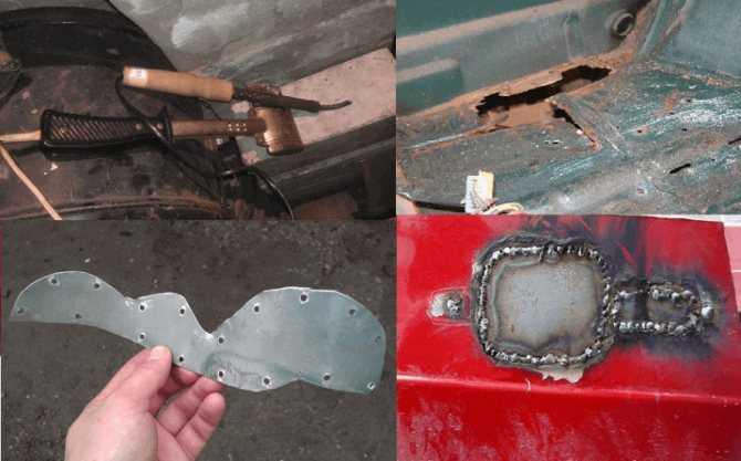 Правка и рихтовка металла. методы правки вмятин корпуса судна