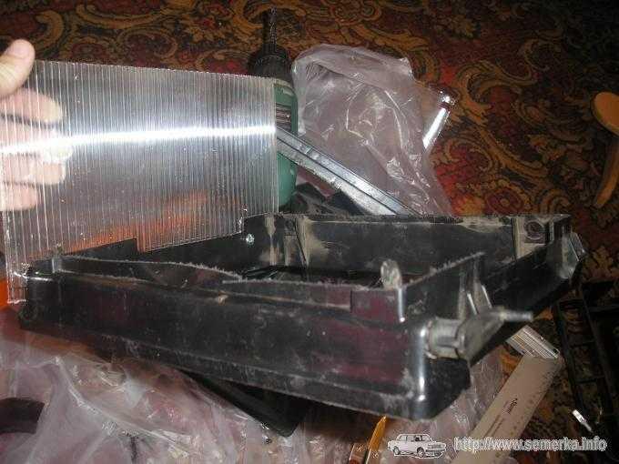 Замена радиатора ваз 2109 своими руками