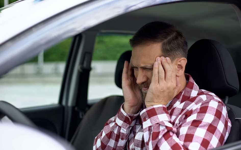 12 вещей, которых боятся водители