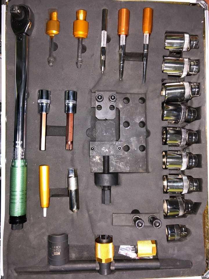 Диагностика неисправностей и ремонт топливных форсунок своими руками