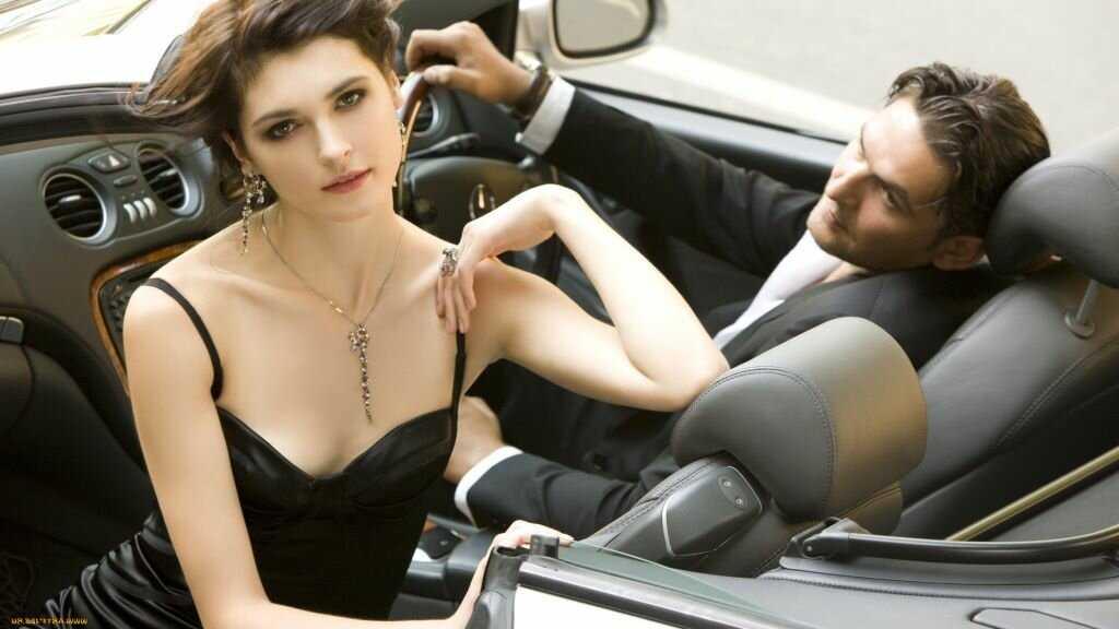 Автомобили, привлекающие женщин: топ-10