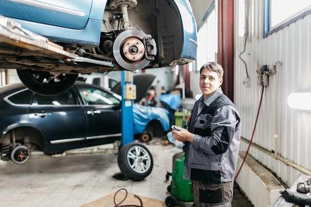 Как ремонтировать автомобиль
