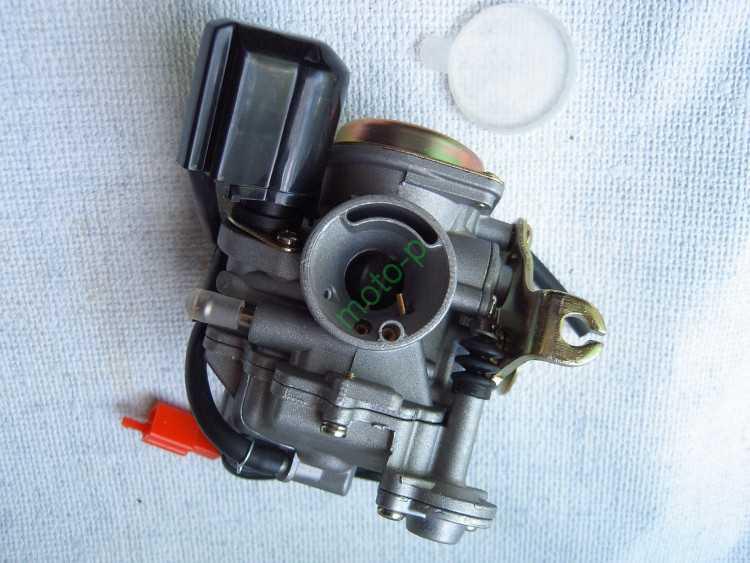 Квалифицированный ремонт карбюратора cvk для 139qmb | мастерская pitstop